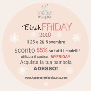 Sconto 55% Black Friday 2016